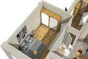 Создам планировку дома, квартиры с мебелью 145 - kwork.ru