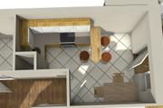 Создам планировку дома, квартиры с мебелью 143 - kwork.ru