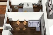 Создам планировку дома, квартиры с мебелью 140 - kwork.ru