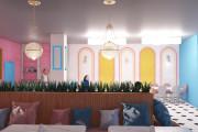 Интерьеры ресторанов, кафе 37 - kwork.ru