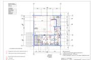Планировка или пакет рабочих чертежей для проекта интерьера 29 - kwork.ru
