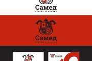 Ваш новый логотип. Неограниченные правки. Исходники в подарок 280 - kwork.ru
