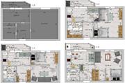 Интересные планировки квартир 133 - kwork.ru