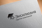 Создам логотип по вашему эскизу 216 - kwork.ru