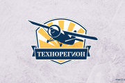 Логотип с изображением 11 - kwork.ru