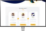 Дизайн для вашего сайта или мобильного приложения + PSD 73 - kwork.ru