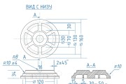 Моделирование мебели 113 - kwork.ru