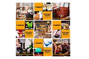 Уникальный дизайн. Оформление профиля в Instagram 6 - kwork.ru