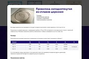 Разработаю дизайн Landing Page 114 - kwork.ru