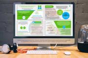 Дизайн Бизнес Презентаций 58 - kwork.ru