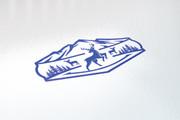 Сделаю стильные логотипы 115 - kwork.ru