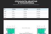 Создание одностраничника на Wordpress 304 - kwork.ru