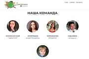 Создание одностраничника на Wordpress 297 - kwork.ru