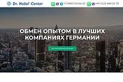 Создание одностраничника на Wordpress 279 - kwork.ru