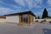Фотореалистичная 3D визуализация экстерьера Вашего дома 320 - kwork.ru