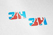 Эффектный логотип 237 - kwork.ru