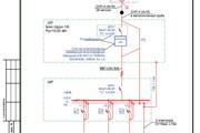 Выполню однолинейную схему электроснабжения 101 - kwork.ru