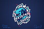 Разработка красивого лого 33 - kwork.ru