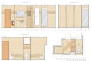 Планировка или пакет рабочих чертежей для проекта интерьера 37 - kwork.ru