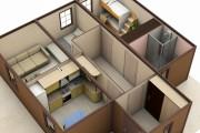 3D модель + визуализация 10 - kwork.ru