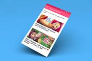 Конвертирую Ваш сайт в удобное Android приложение + публикация 137 - kwork.ru