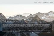 Сделаю копию сайта, Landing page, одностраничник, продающий сайт 17 - kwork.ru