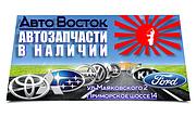 Объёмный и яркий баннер 112 - kwork.ru