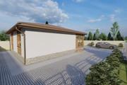 Фотореалистичная 3D визуализация экстерьера Вашего дома 321 - kwork.ru