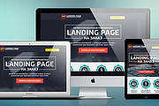 Готовые Landing Page. Коллекция 2018 года 14 - kwork.ru