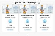 Вёрстка сайтов по доступной цене 363 - kwork.ru