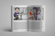 Нарисую для Вас иллюстрации в жанре карикатуры 418 - kwork.ru