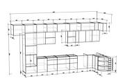 Конструкторская документация для изготовления мебели 225 - kwork.ru
