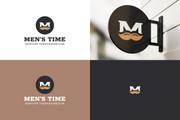 Разработка логотипа для сайта и бизнеса. Минимализм 141 - kwork.ru