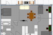 Интересные планировки квартир 169 - kwork.ru