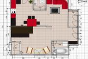 Интересные планировки квартир 167 - kwork.ru