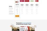 Адаптивная верстка сайта по дизайн макету 48 - kwork.ru