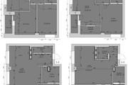Интересные планировки квартир 111 - kwork.ru