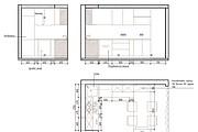 Планировочное решение вашего дома, квартиры, или офиса 100 - kwork.ru