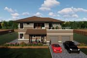Фотореалистичная 3D визуализация экстерьера Вашего дома 394 - kwork.ru