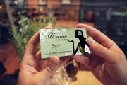 Макет визитки 19 - kwork.ru