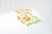 Сделаю стильные логотипы 174 - kwork.ru