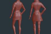 Blender l 3Д моделирование 52 - kwork.ru