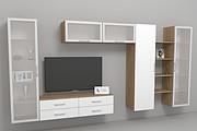 Визуализация мебели, предметная, в интерьере 91 - kwork.ru