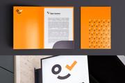 Разработка логотипа для сайта и бизнеса. Минимализм 131 - kwork.ru