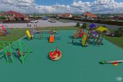 Фотореалистичная 3D визуализация экстерьера Вашего дома 398 - kwork.ru