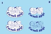 Создам логотип в векторе 10 - kwork.ru
