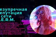 Стильный дизайн презентации 773 - kwork.ru