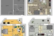 Интересные планировки квартир 126 - kwork.ru
