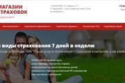 Качественная копия лендинга с установкой панели редактора 177 - kwork.ru