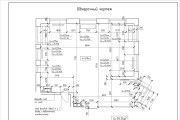 Чертежи в AutoCAD, оцифровка чертежей, исполнительная документация 29 - kwork.ru